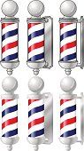 Barber Pole from different angles