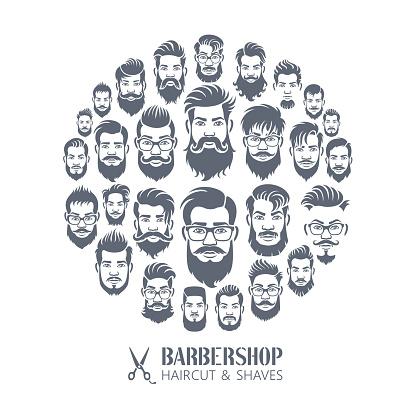Barber shop Montage