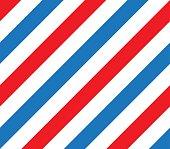 barber shop pole vector pattern