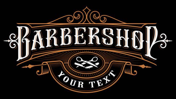 理髪店のシンボル デザイン - 床屋点のイラスト素材/クリップアート素材/マンガ素材/アイコン素材