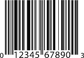 barcode background