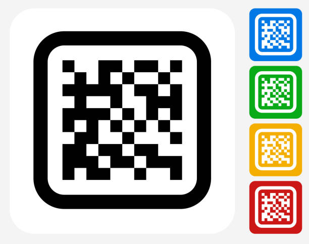 Best Qr Code Illustrations, Royalty-Free Vector Graphics ...