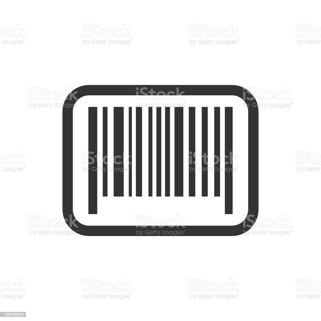 Barcodeproduktvertriebsymbol Vektorillustration Business Konzept ...