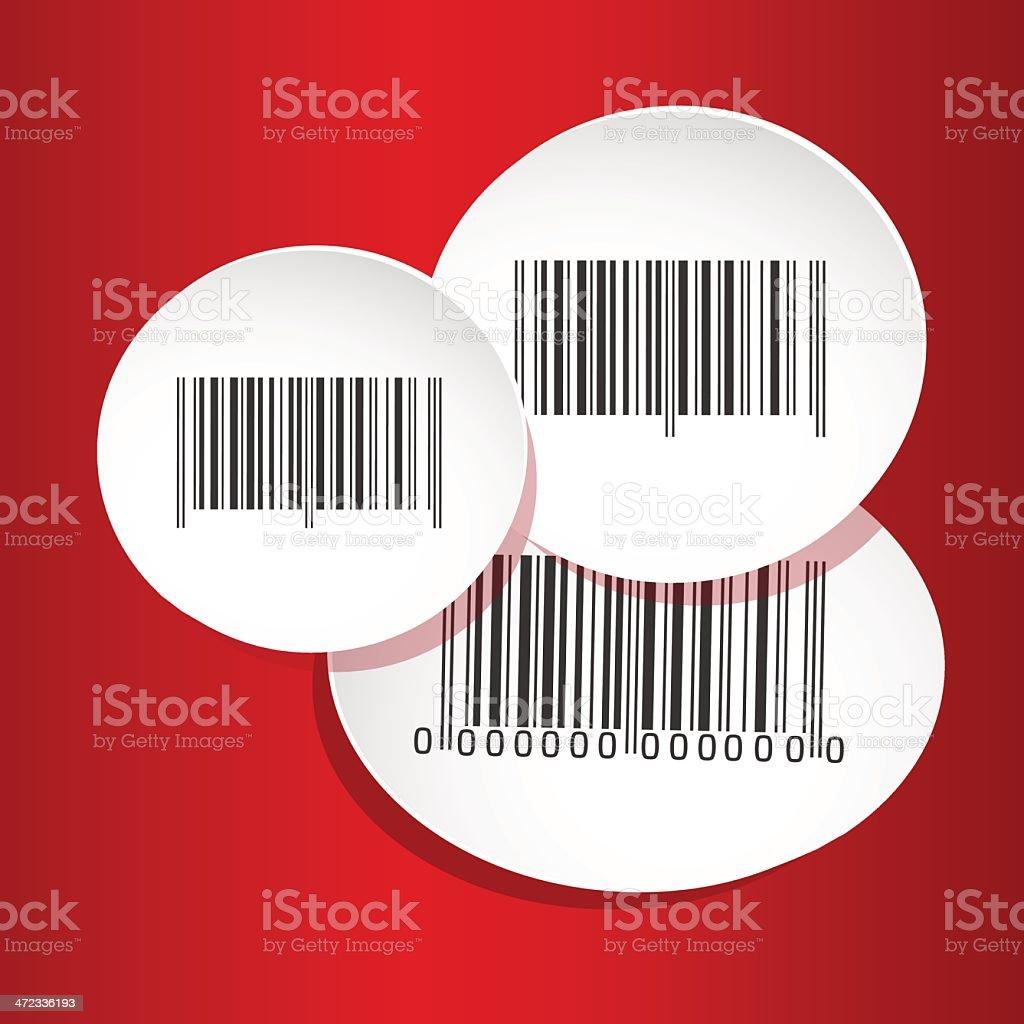 Bar-codes royalty-free barcodes stock vector art & more images of bar code