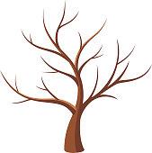 Bare tree