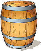 wooden bure