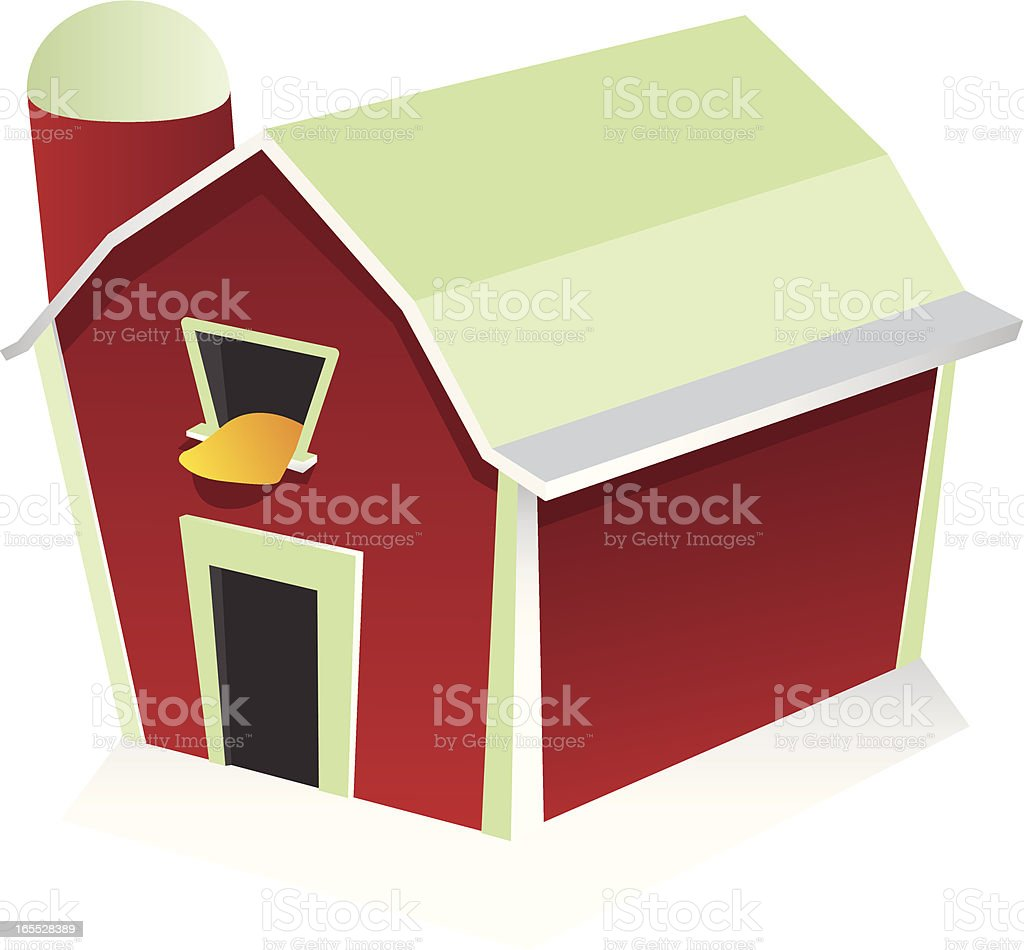 Barn House royalty-free barn house stock vector art & more images of abundance