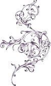 Baroque design element