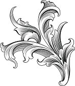 Designed by a hand engraver to be identical to the cuts made in metal. Carefully drawn and highly detailed. Many design possibilities such as page corners, accents, or mirror for a symmetrical header or frame. Change colors easily with the enclosed AI and EPS files. Also includes hi-res JPG.