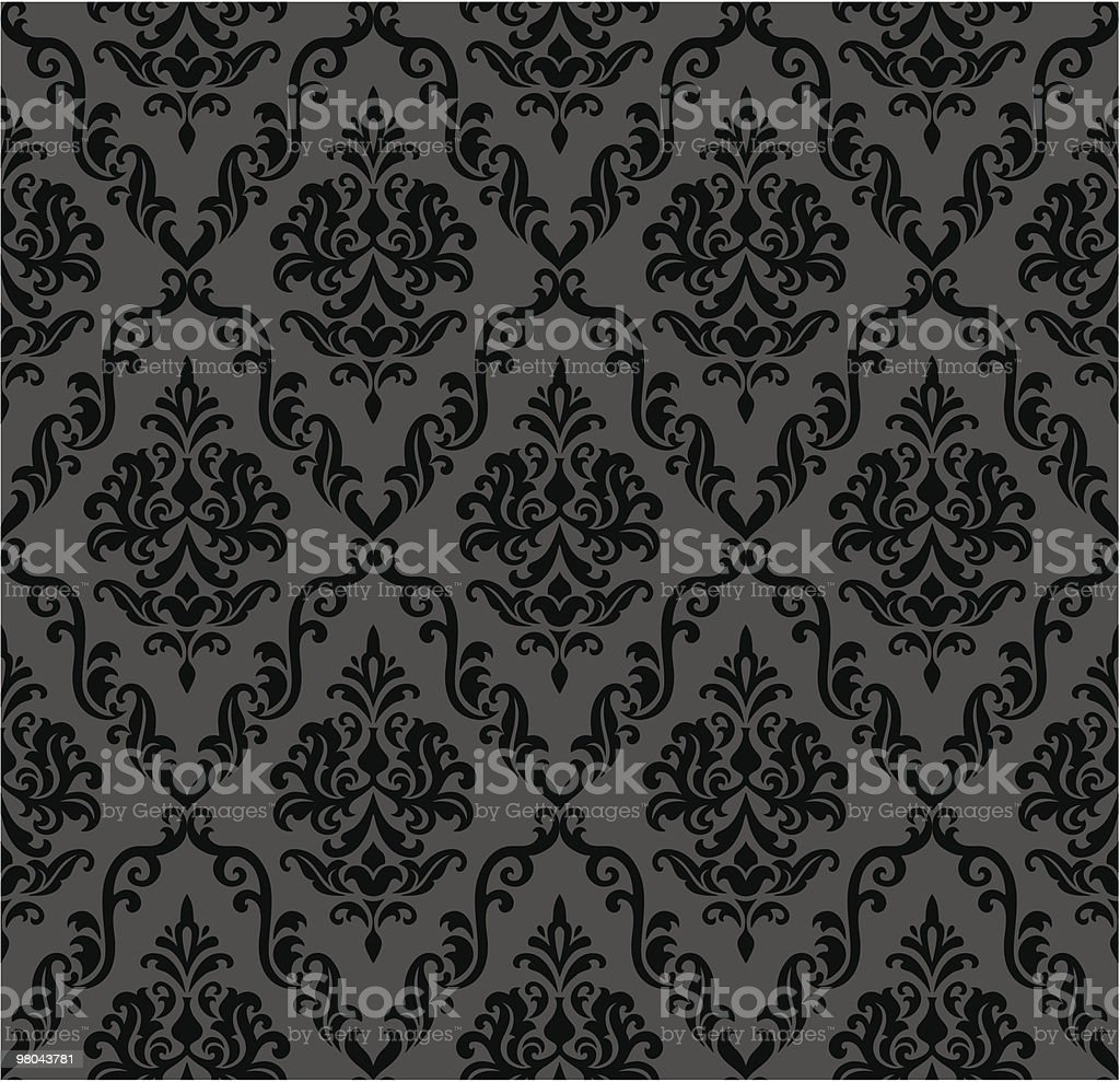 Baroque ornamentation royalty-free stock vector art