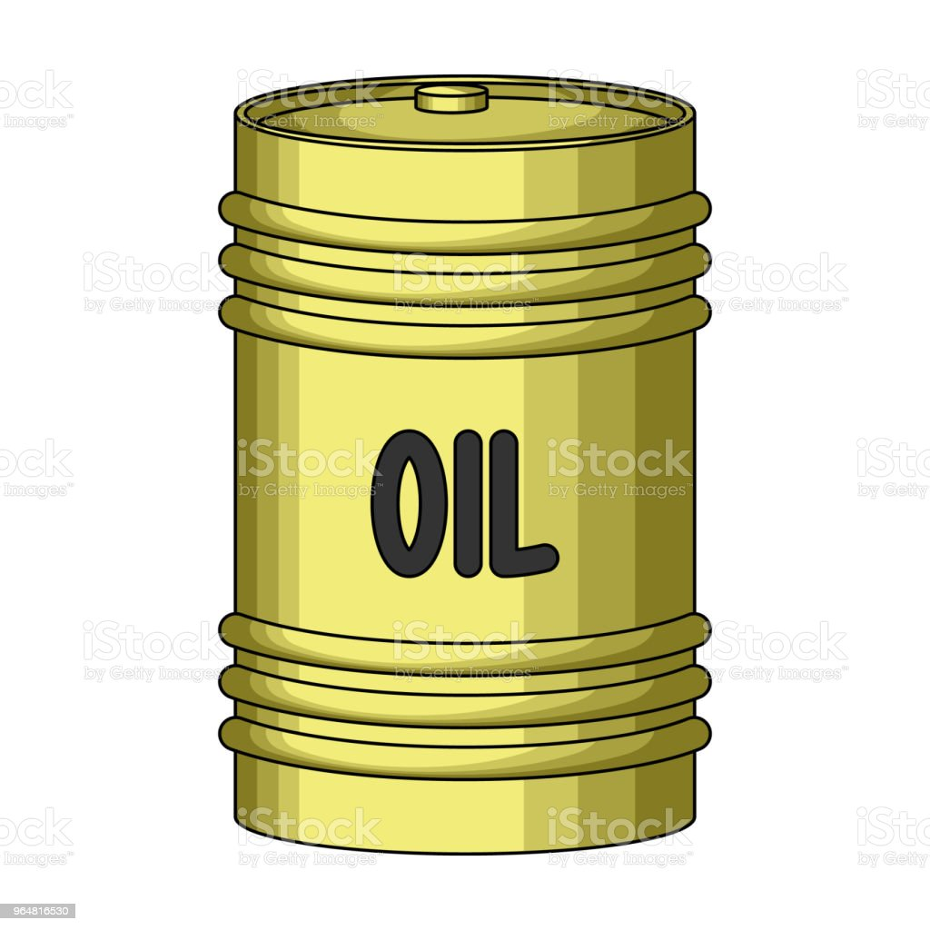 Barrel of oil.Oil single icon in cartoon style vector symbol stock illustration web. royalty-free barrel of oiloil single icon in cartoon style vector symbol stock illustration web stock vector art & more images of business