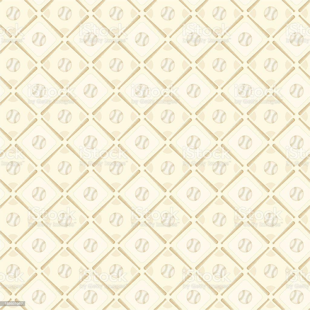 This repeat pattern uses subtle colors so it can be used as a...