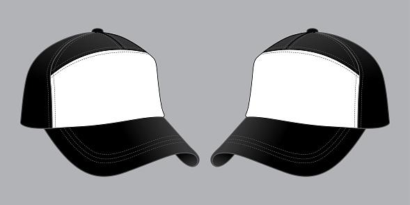 Baseball Cap Design Vector