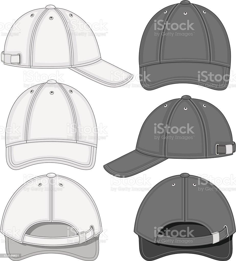 Berretto da Baseball berretto da baseball - immagini vettoriali stock e  altre immagini di abbigliamento royalty afc769a36053
