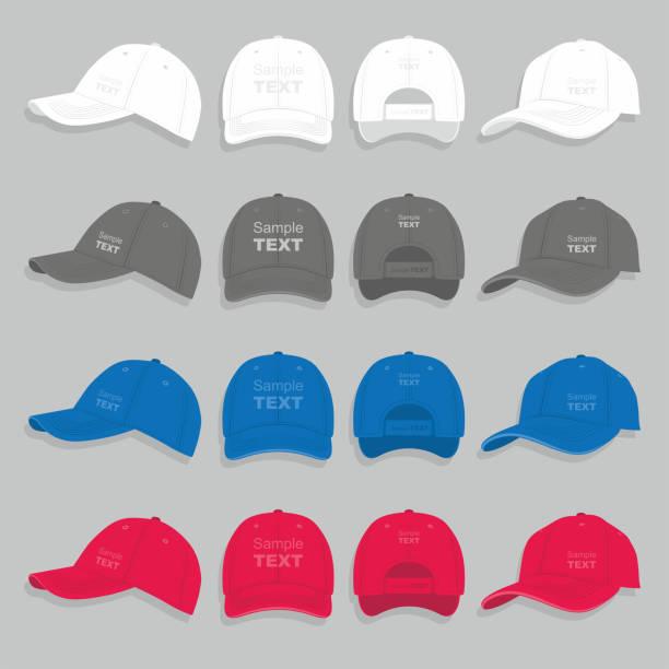 bildbanksillustrationer, clip art samt tecknat material och ikoner med keps - hatt