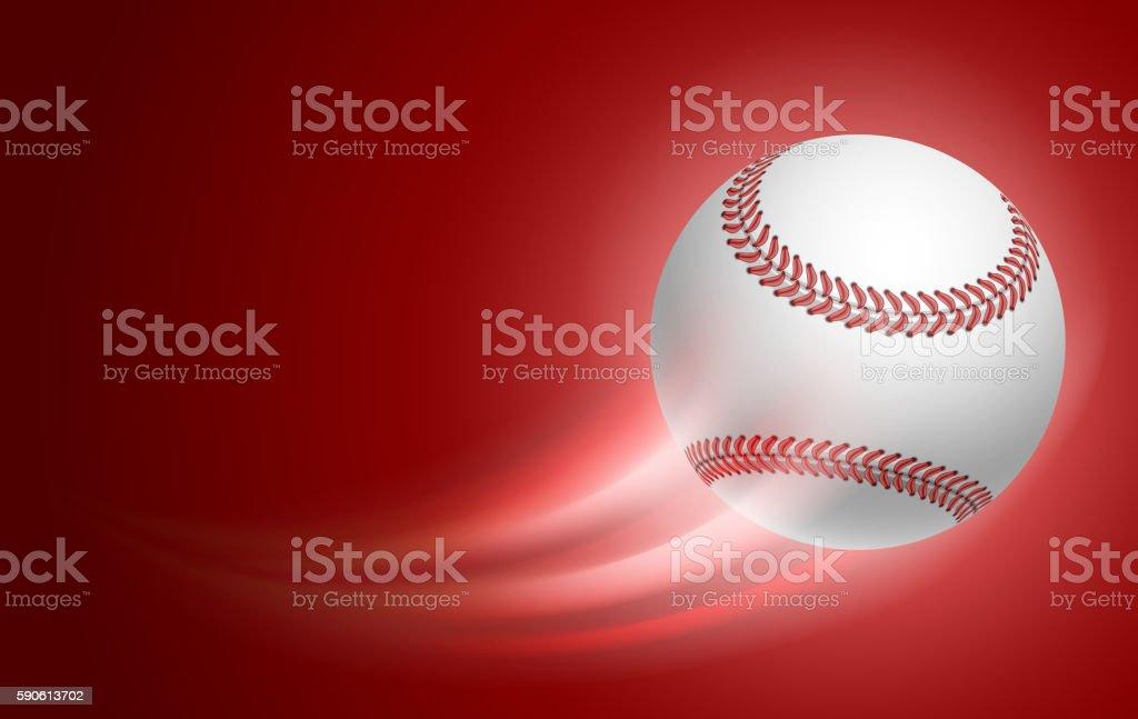 Baseball Card vector art illustration