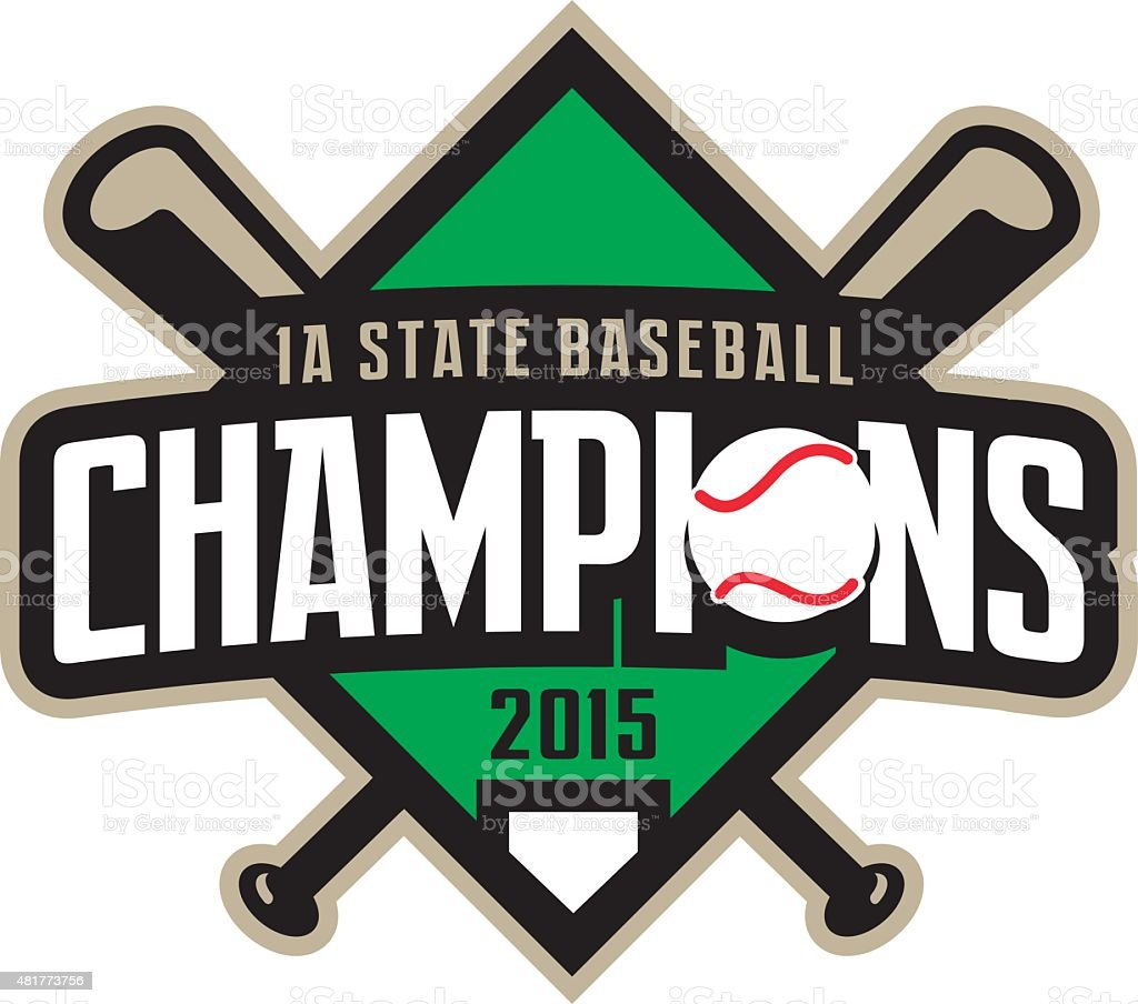Baseball Champions royalty-free baseball champions stock illustration - download image now