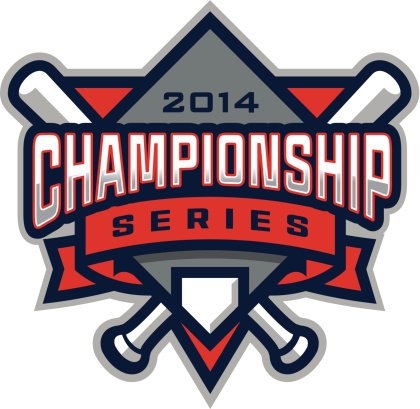 Baseball Championship Logo Stock Illustration - Download ...