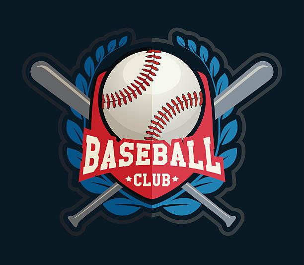 Baseball Club vector art illustration