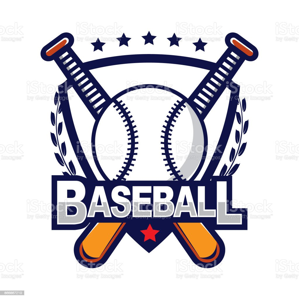 baseball design template stock vector art 866867210 istock