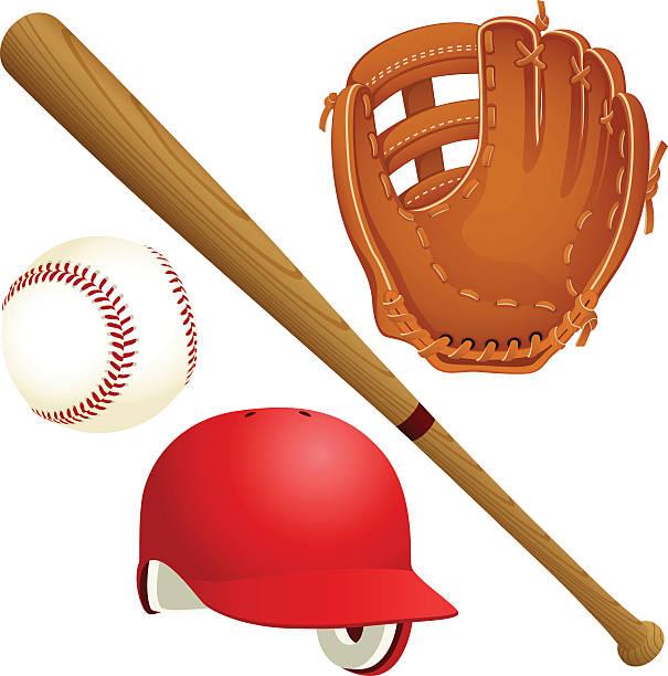Best Baseball Glove Illustrations, Royalty-Free Vector ...