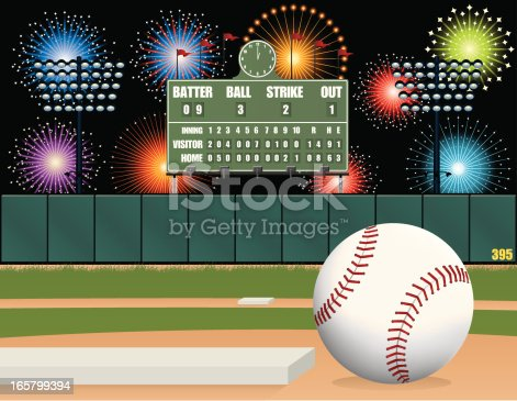 Whether after the game or after a home run, these fireworks are sure to brighten up your next baseball event!