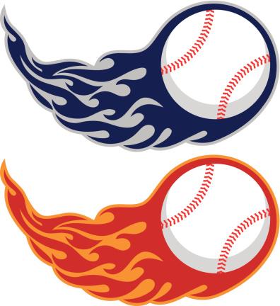 Baseball Flame Pack