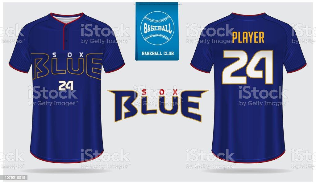 49c81fa6571 Baseball jersey, sport uniform, raglan t-shirt sport, template design.  Baseball