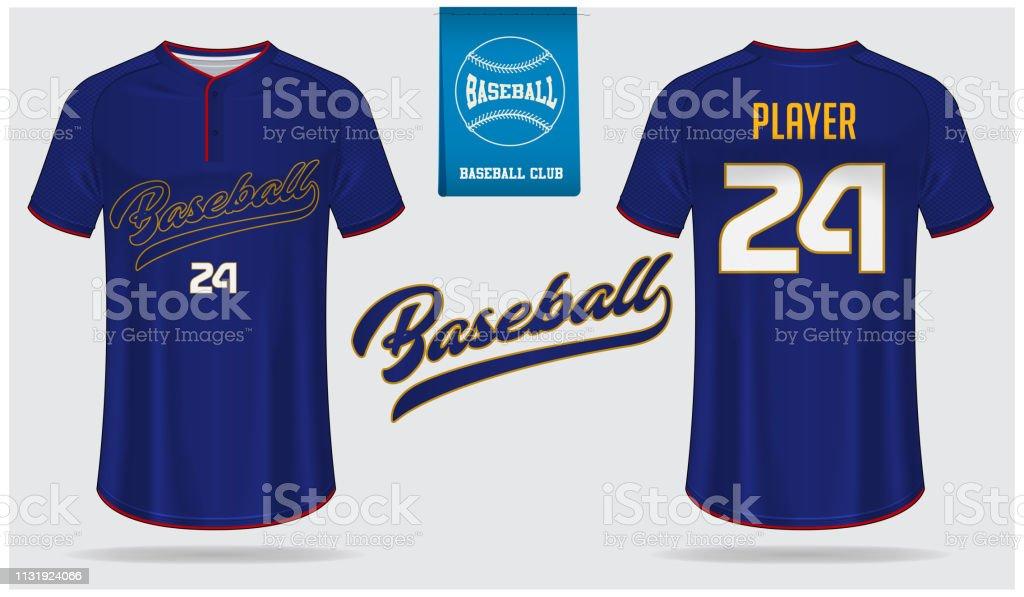 Baseball jersey, sport uniform, raglan t-shirt sport template design....