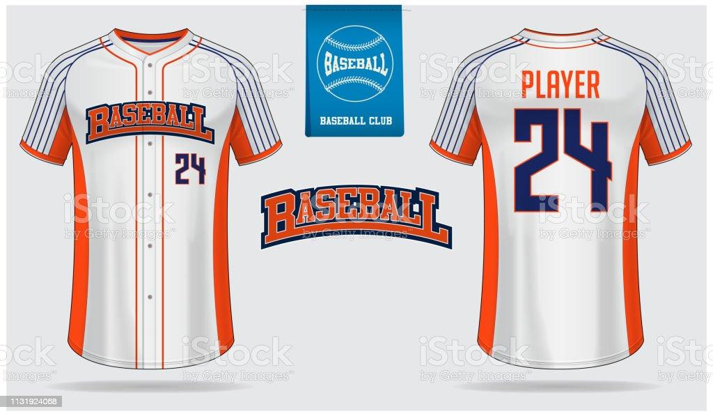 Baseball Jersey Sport Uniform Raglan Tshirt Sport Template Design