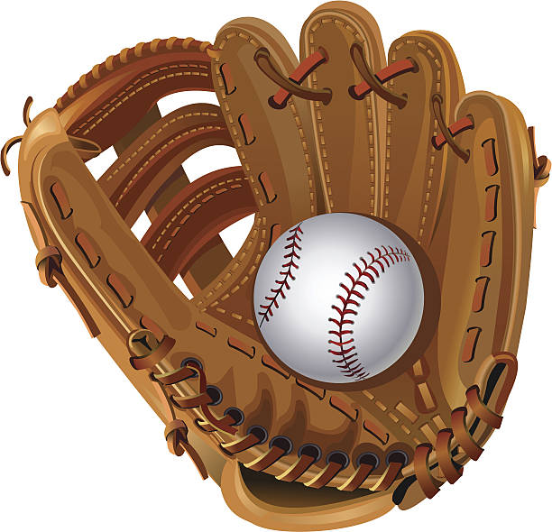 Image result for baseball and glove clipart