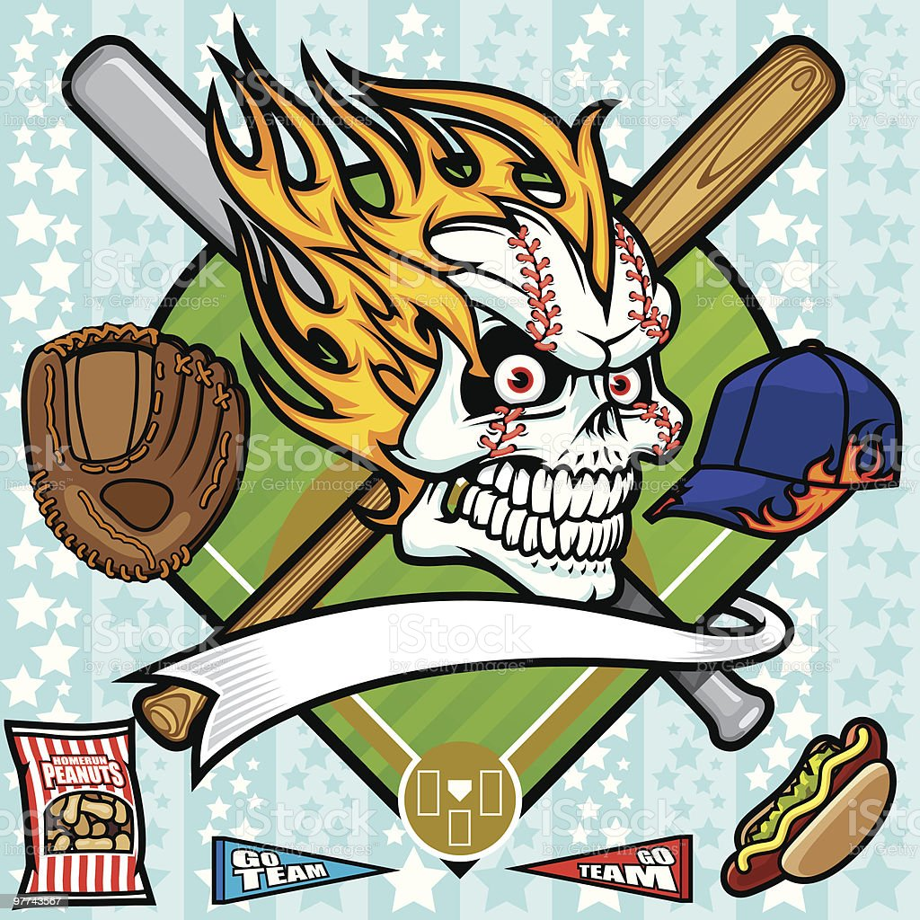 Baseball Package royalty-free baseball package stock vector art & more images of anger