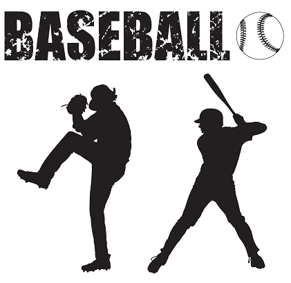 Baseball Pitcher, Batter, Ball and Typescript