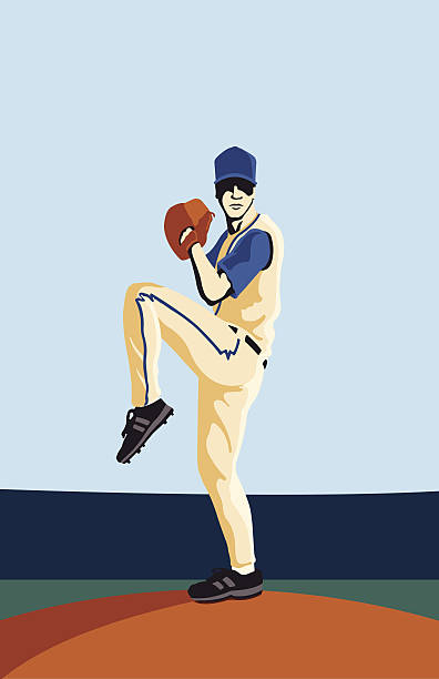 Royalty Free Pitcher Mound Clip Art, Vector Images ...
