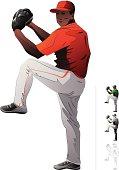 Baseball pitcher.