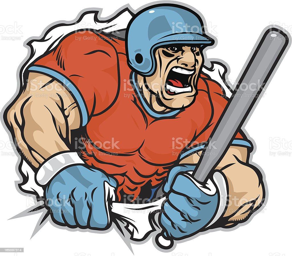 Ripper de béisbol ilustración de ripper de béisbol y más banco de imágenes de accesorio de cabeza libre de derechos