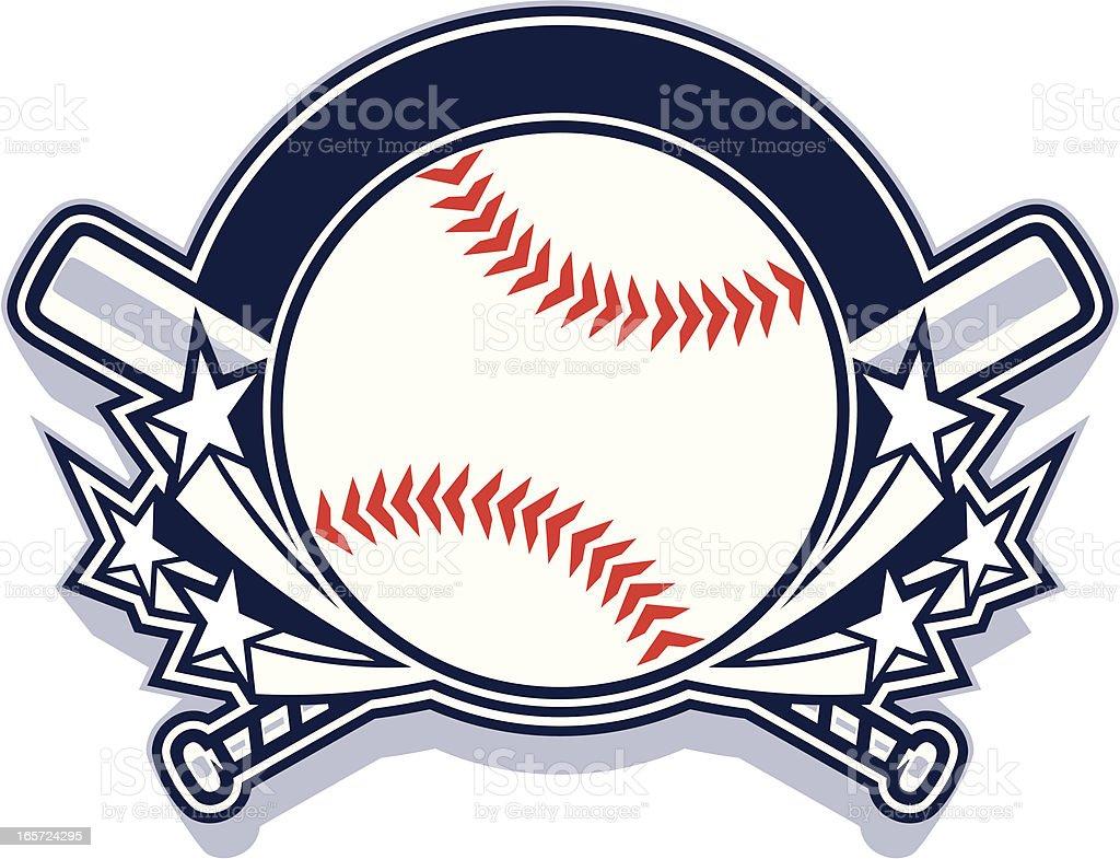 baseball softball allstars stock vector art more images of rh istockphoto com women's softball vector art softball player vector art