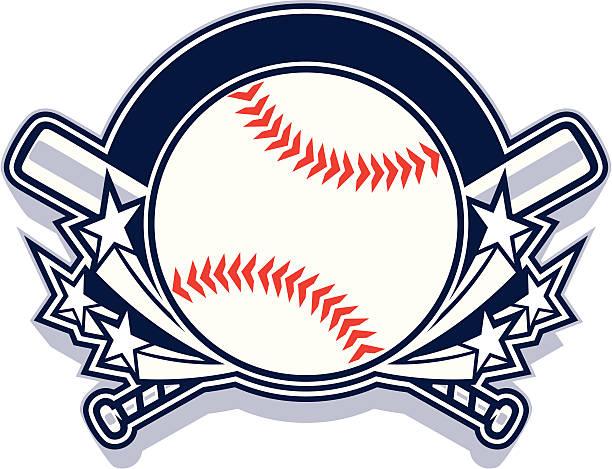 野球またはソフトボール選手 - ソフトボール点のイラスト素材/クリップアート素材/マンガ素材/アイコン素材