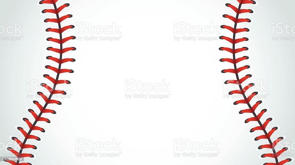 Vector Illustration of Baseball Ball. Best for Baseball, Sport,...