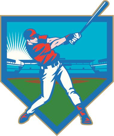 Baseball Stadium Batter