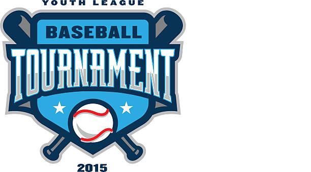 Baseball Tournament vector art illustration