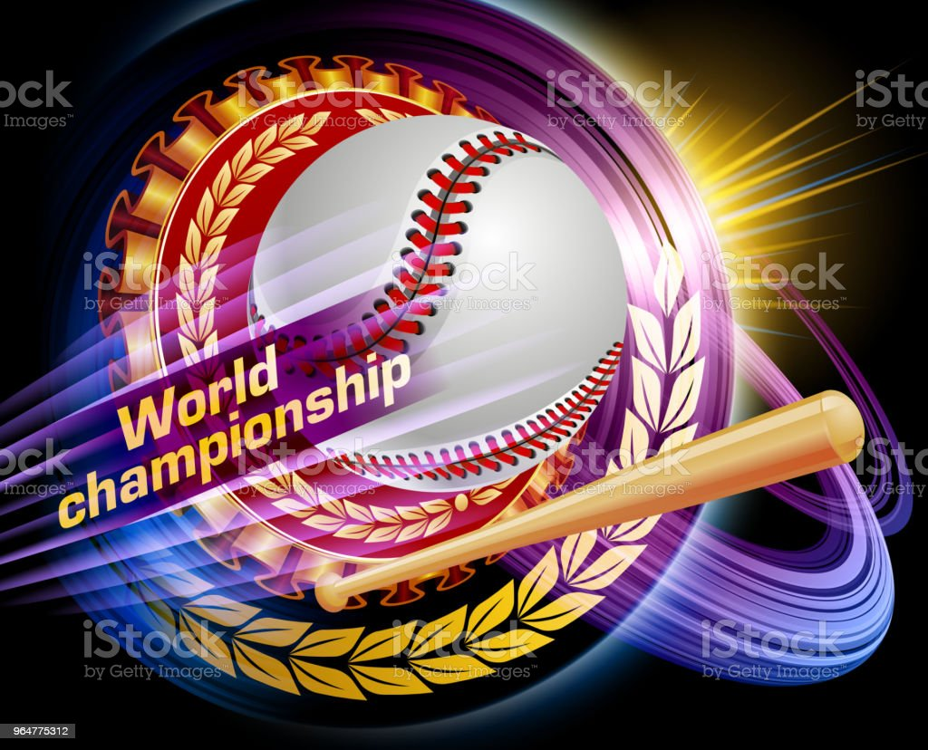 Baseball royalty-free baseball stock vector art & more images of achievement
