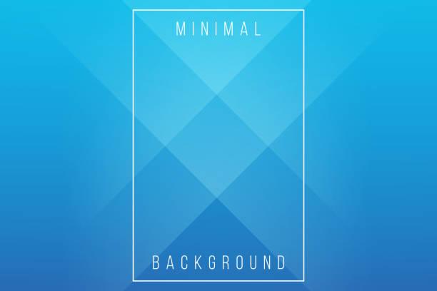 Básico azul mínimo elegante abstrato Lineer vinco de fundo Vector - ilustração de arte em vetor