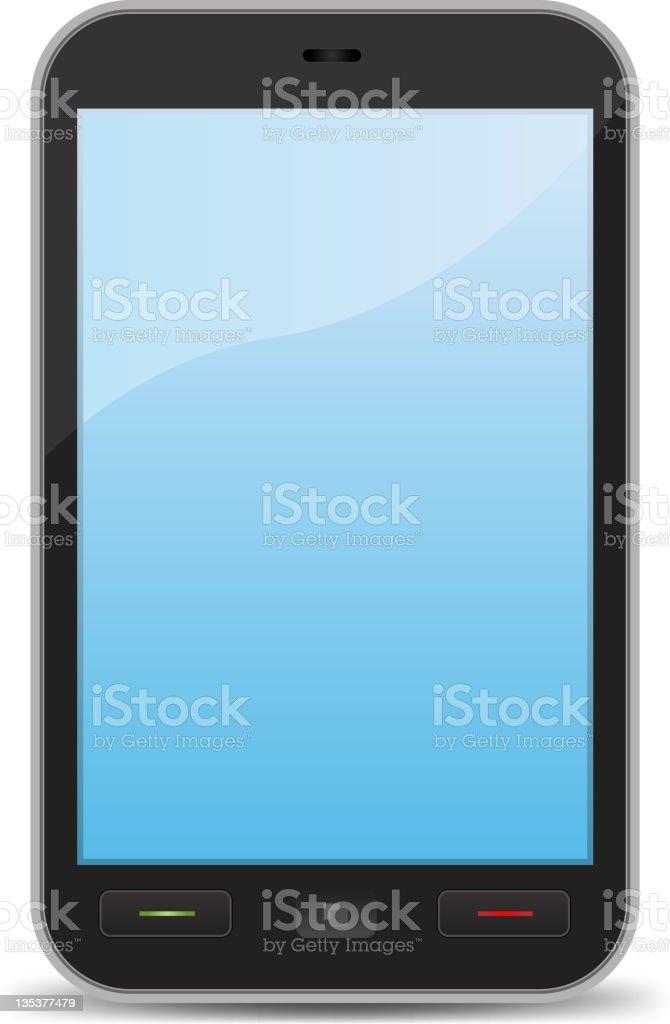 Basic Elegant Smartphone royalty-free basic elegant smartphone stock vector art & more images of backgrounds