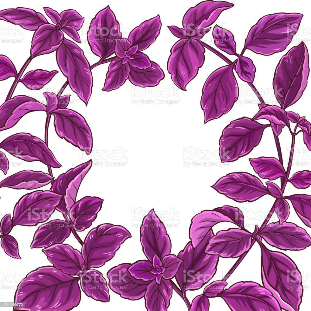 royalty free sprig of basil cartoons clip art vector images rh istockphoto com