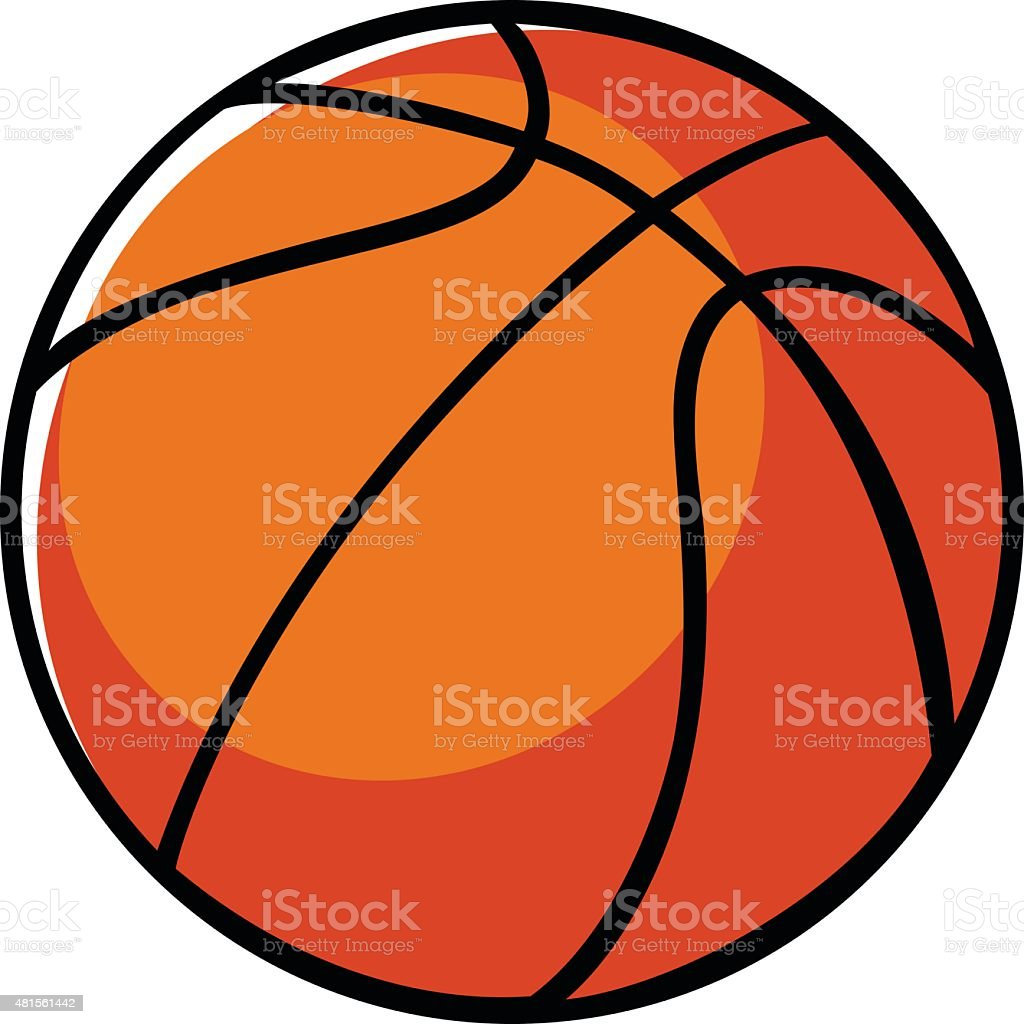 royalty free basketball game clip art  vector images Basketball Cartoon Drawings cartoon basketball clip art