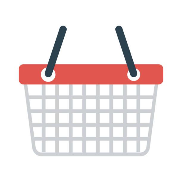 illustrazioni stock, clip art, cartoni animati e icone di tendenza di carrello carrello carrello carrello - grocery home