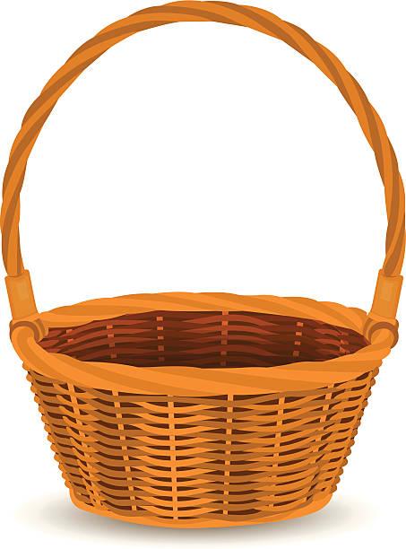 Basket Clip Art : Royalty free easter basket clip art vector images