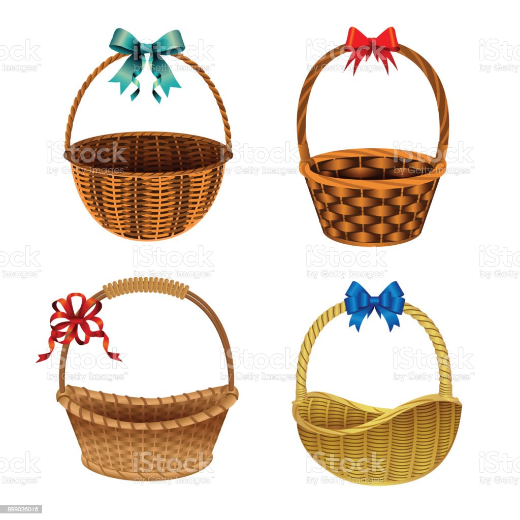 Basket royalty-free basket stock illustration - download image now