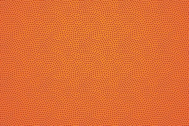 Basketball ball leather pattern Basketball ball leather pattern, background. Vector texture illustration. basketball stock illustrations